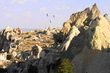 Mýtická krajina Kapadocie