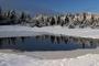 Zimní rybník..