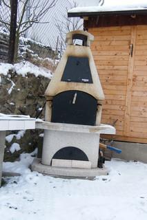FOTKA - Zimní uzení 1