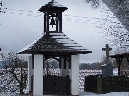 FOTKA - Vesnická  zvonička