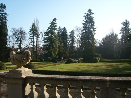 FOTKA - Buchlovice-francouzská zahrada