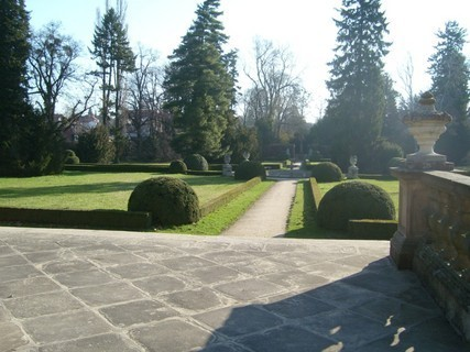 FOTKA - Zámecký park Buchlovice