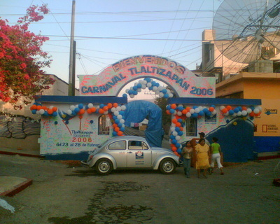 FOTKA - Tlaltizapán - karneval 01