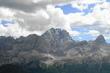Dolomity nad Cortinou