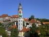 Českokrumlovské věže