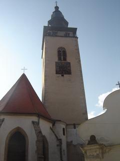 FOTKA - Kostel sv. Jakuba v Telči