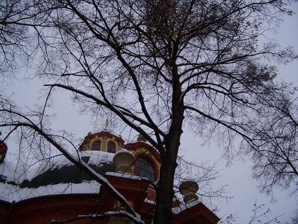 FOTKA - kostel Sv. Jakuba - Kunratice