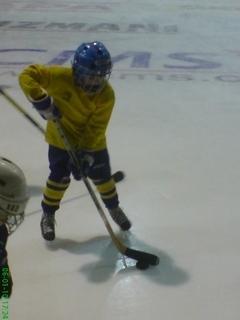 FOTKA - náš hokejista
