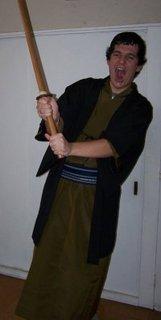 FOTKA - Syn v kimonu