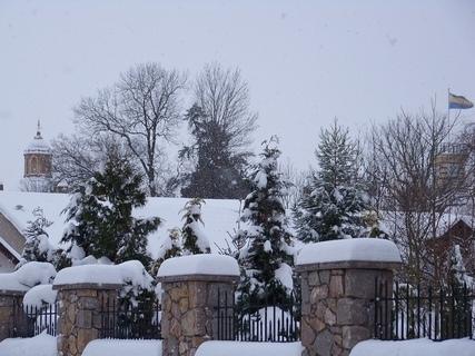 FOTKA - procházka zimním městem