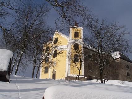 FOTKA - Neratovický kostel
