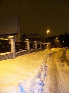 FOTKA - večerní ulicí 1
