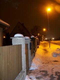 FOTKA - ulicemi večer 8