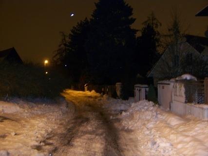 FOTKA - procházka večerním  městem ...