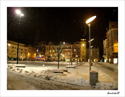 FOTKA - náměstí -architektura