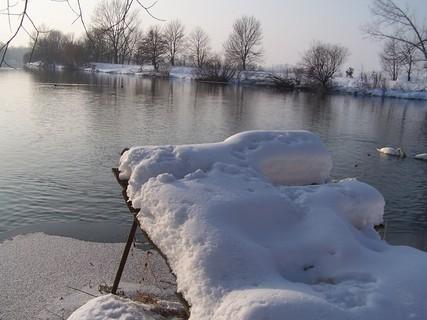 FOTKA - Lednové Labe