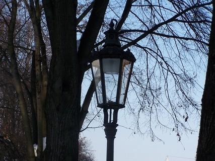 FOTKA - Zámecká lucerna