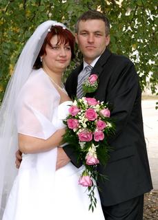 FOTKA - Naše svatba