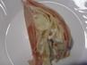 Aspikový šunkový dort...