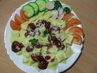 Ravioli k večeři - s parmazánem a kečupem