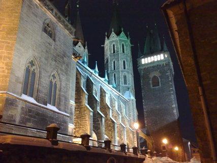 FOTKA - Kolín v noci..