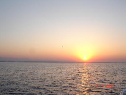 FOTKA - Nádherný západ slunce 3