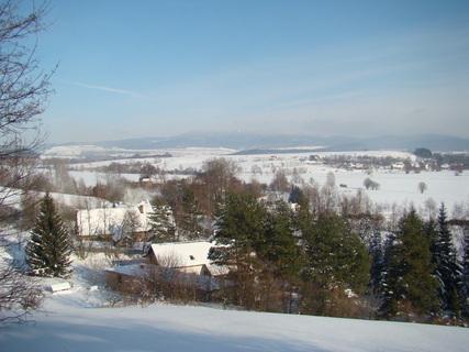 FOTKA - Výhled z kopce