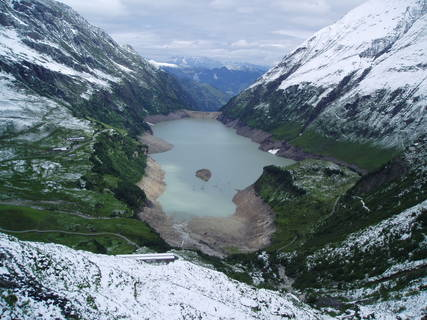FOTKA - jezero Mosser