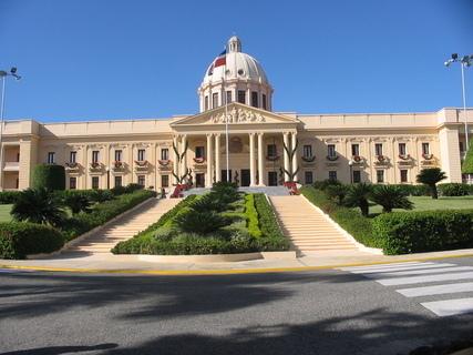 FOTKA - Sídlo prezidenta v Dominikánské