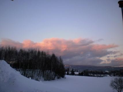 FOTKA - Pohled na Jizerky  - 3.2.2010