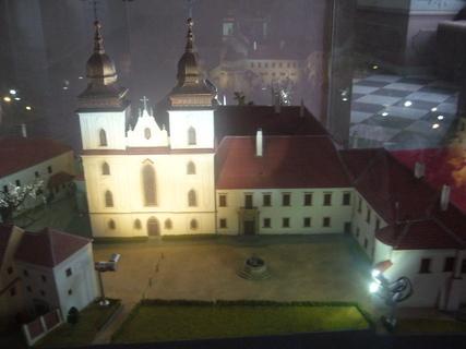 FOTKA - Třebíč-bazilika.,