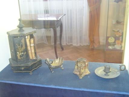 FOTKA - Exponáty v bazilice,