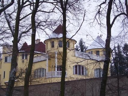 FOTKA - u Kunratického lesa...