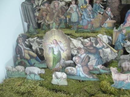 FOTKA - Betlém v bazilice...
