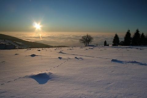 FOTKA - Východ slunce...