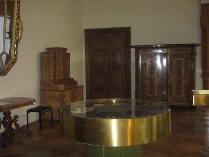 FOTKA - Exponáty v bazilice....,
