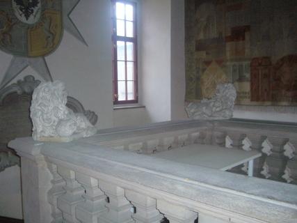 FOTKA - V bazilice,