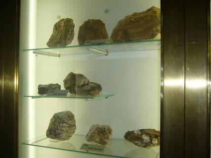 FOTKA - Část minerálů..