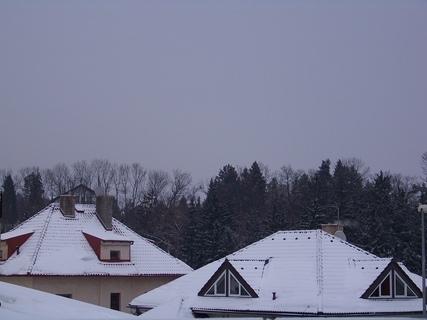 FOTKA - střechy domů