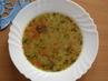Bramborová polévka s houbami od Danušky