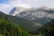 Nad údolím Agordo