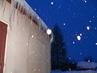 Sněží a sněží....