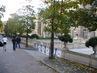 Paříž Luxemburské zahrady