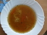 Polévka s nudlemi