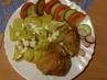Pečené kuřecí špalíčky s bramborem