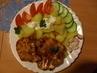 Pikantní kotleta v chilli omáčce - dnes k večeři