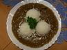 Vepřové ledvinky na cibulce s rýží