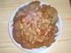 Bramborák s masovou směsí - kuchař - opět manžel :-)