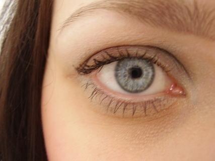 FOTKA - Moje dnešní líčení očí