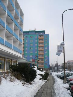 FOTKA - Modrý kabátek